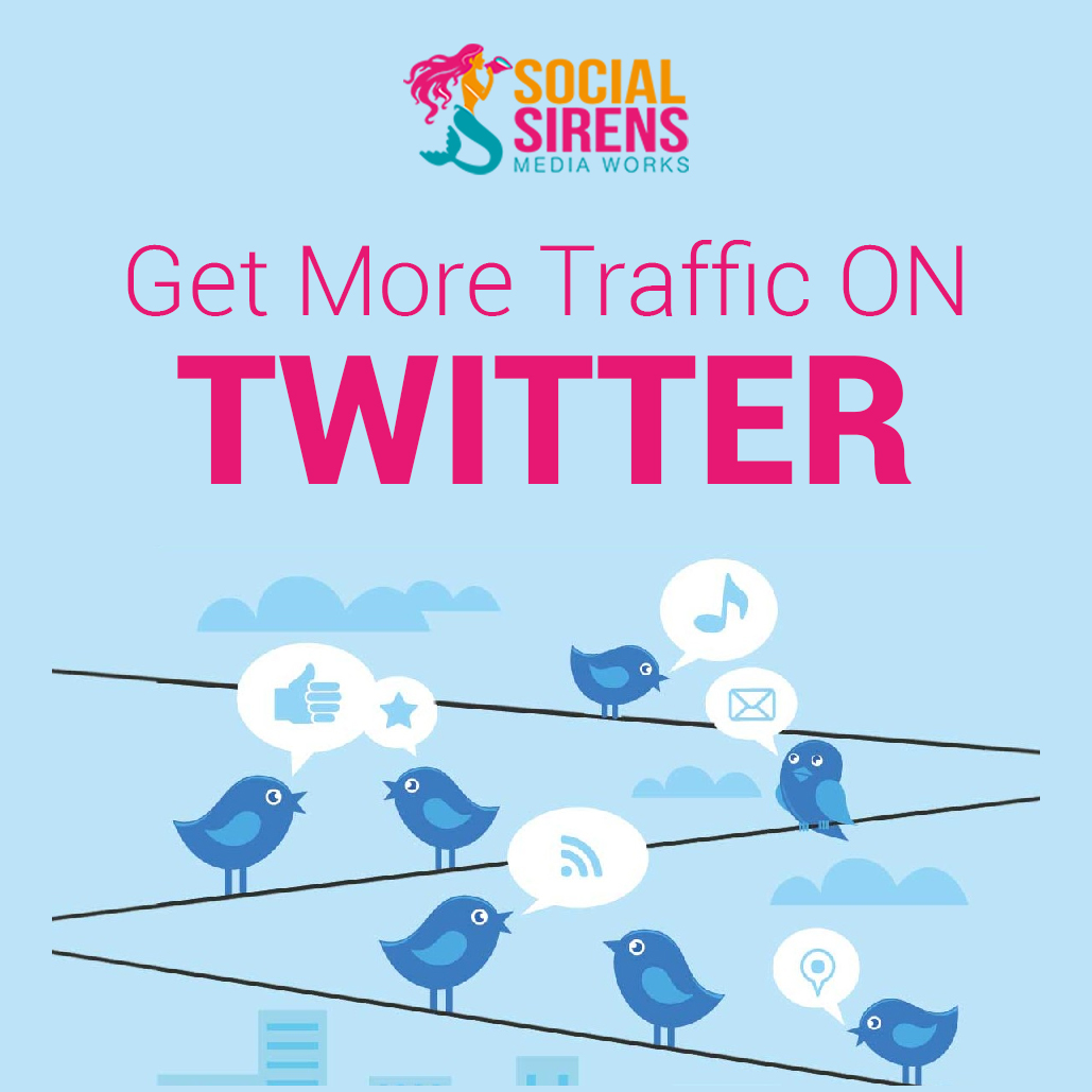increase twitter traffic